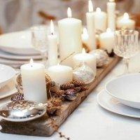 ATELIER DECO : centres de table de Noël faciles à faire soi-même