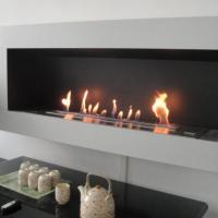 La cheminée au bioéthanol : esthétique et VERITABLE OBJET DECO !