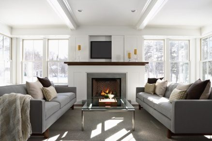 geothermal-home-living-room-contemporary-with-gray-glass-coffee-tables