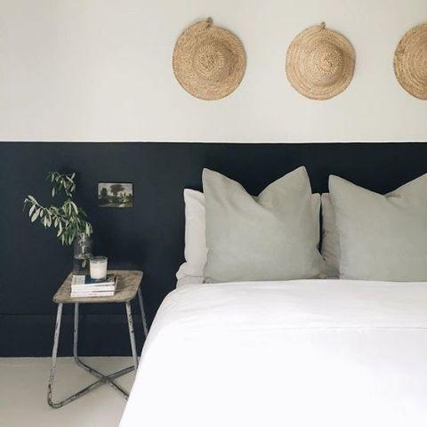 ATELIER DECO : une tête de lit original à faire soi-même ...