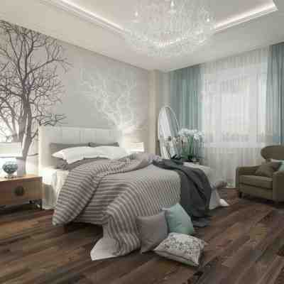 Wall-behind-bed-Dark-accent-walls-and-Master-bedrooms
