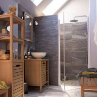 Inspirations salle de bain en bois