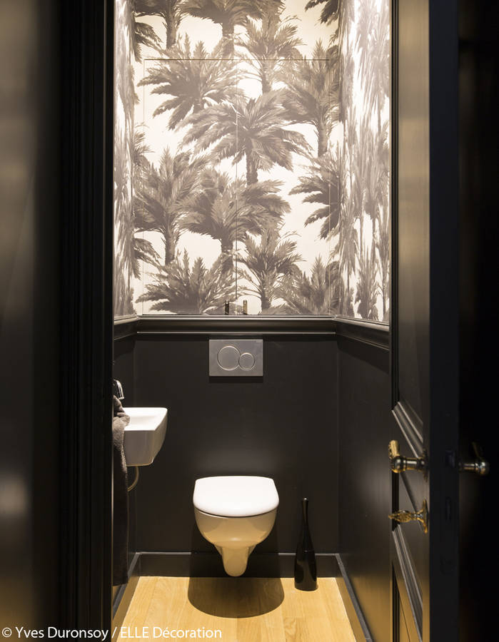 decoration-toilettes-wc-suspendu-papier-peint-palmiers