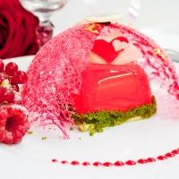 10 splendides gâteaux de Saint Valentin