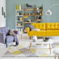 Inspirations salons scandinaves
