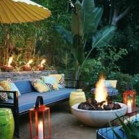 15 terrasses de jardin pour vous inspirer.